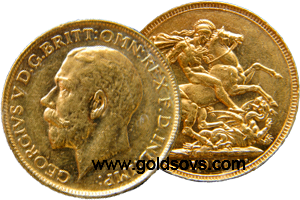 1923 S Sovereign