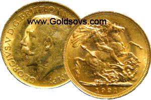 P Sovereign 1921